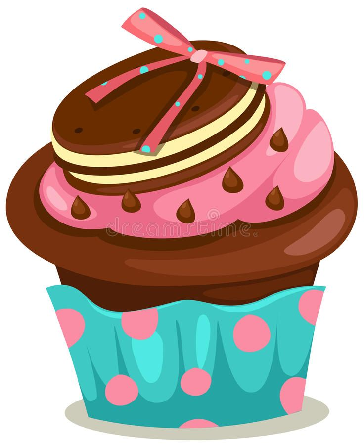 Cupcake Vector Illustration Cupcakes Wallpaper Cupcake Clipart Cupcake Art