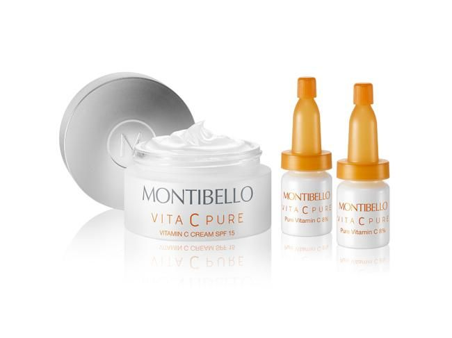 Vita Pure C la solución de Montibello para capturar los radicales libres y proteger el ADN celular