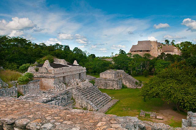 Viva Mexico! I greatly look forward to visiting the Mayan ruins in the Yucatan. Also, love their food.