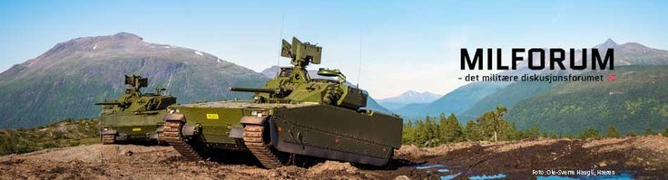 CV-90 Foto Ole-Sverre Haugli, Hæren, Forsvaret #milforum #cv90 #hæren #norwegianarmy