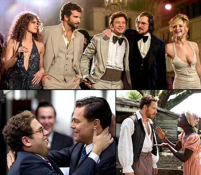 Golden Globes 2014 Best Picture Nominees