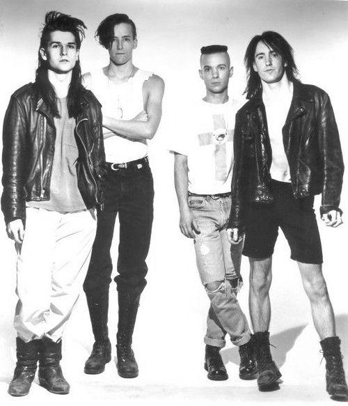 Nine Inch Nails 1990