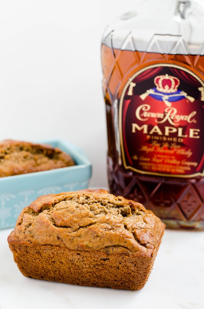 One of my very favorite smells in the whole world is the smell of a glass of Crown Royal Maple. Whiskey and maple together - it's absolute heaven. My friend, Randy, set up his own little whiskey ...