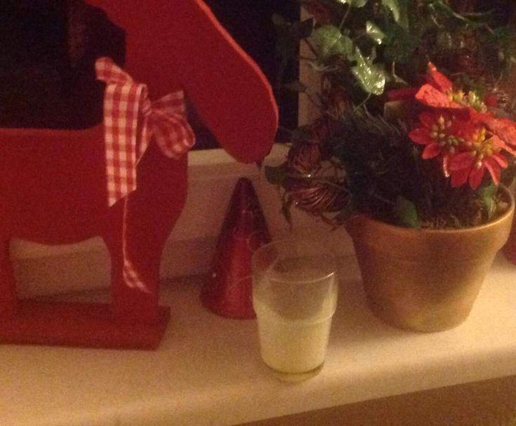 Weltbester Weihnachtlicher Eierlikör ( Weihnachten in der Flasche)