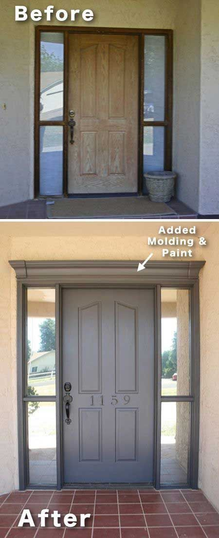 Best 20 curb appeal on a budget entrance ideas on pinterest porch appeal curb appeal and - Home selling four diy tricks to maximize the curb appeal ...