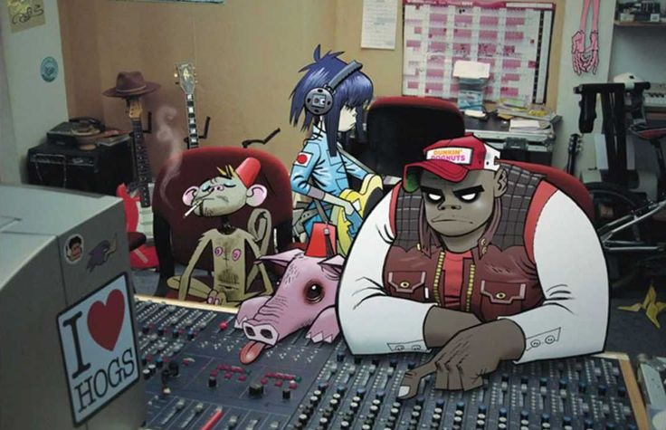 Gorillaz to record new album in September for planned 2016 release ...