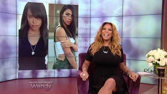 Wendy Williams responds to Aaliyah biopic reviews