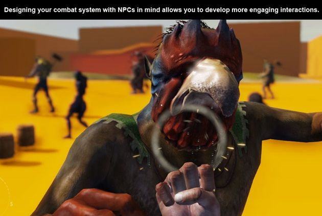 """5 tips for first-person face-punching. 