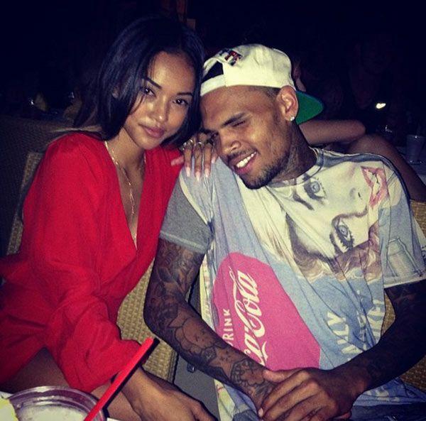Chris Brown And Karrueche Tran Take A Romantic Trip ToHawaii