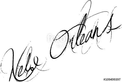 """""""New Orleans text illustration"""" creato da morgan capasso"""