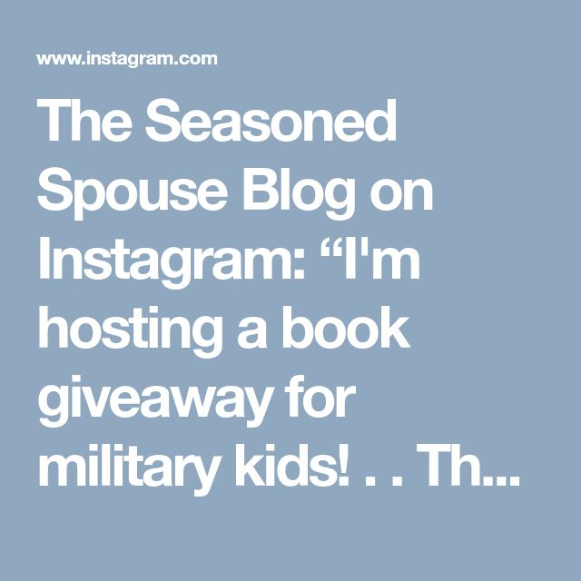 "The Seasoned Spouse Blog on Instagram: ""I'm hosting a book giveaway for military kids! . . The Magic Gingerbread House book is a beautiful depiction of how a little magic and…"" • Instagram"