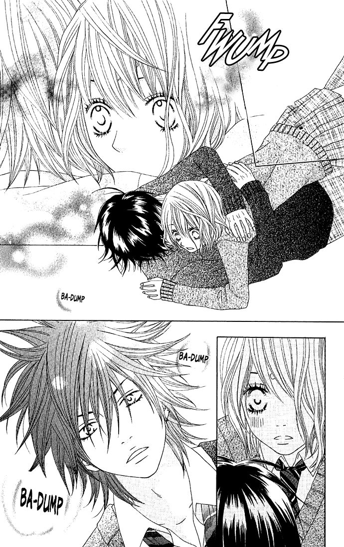 Read manga Houkago Kiss 1 online in high quality