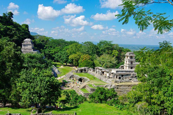 古代都市パレンケと国立公園 | メキシコの世界遺産