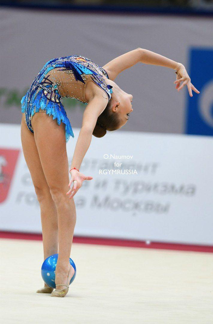 Arina Averina (Russia), Grand Prix (Moscow) 2018