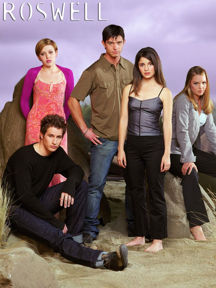 Roswell TV Show: News, Videos, Full Episodes and More   TVGuide.com