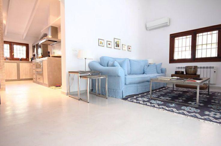 www.hormimpres.com Suelo de #microcemento #concrete #pavimento #minimal #decor