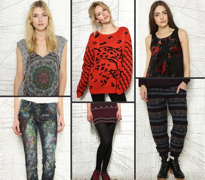 About Urban Outfitters | Voucher Codes October 2012