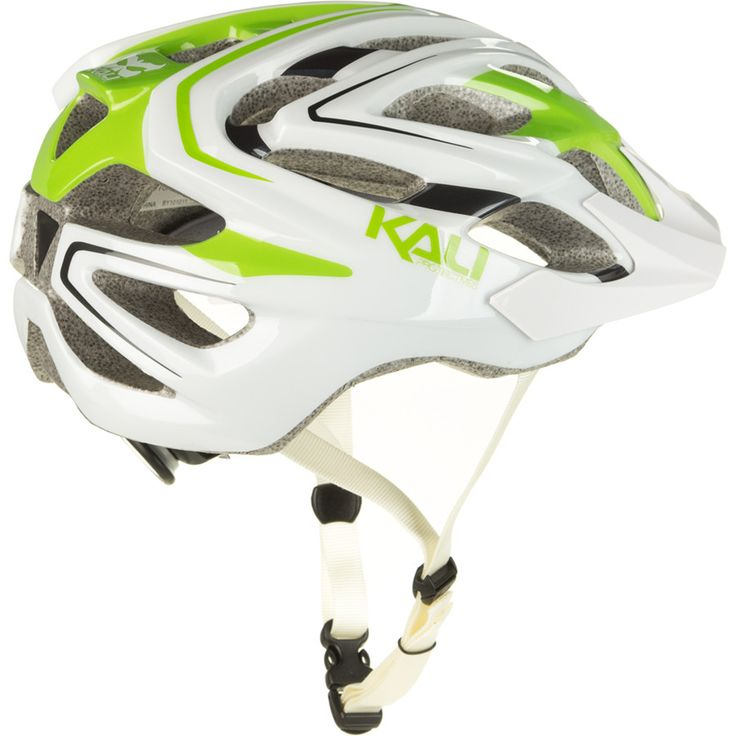 Kali Protectives Chakra Plus Helmet - Because... GREEN!
