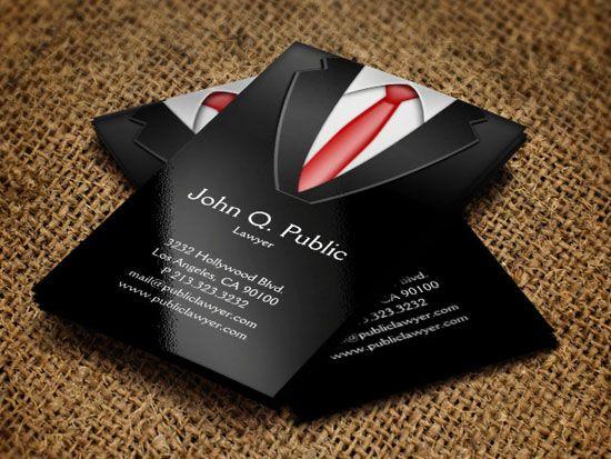 Black-advogado-business-card-design