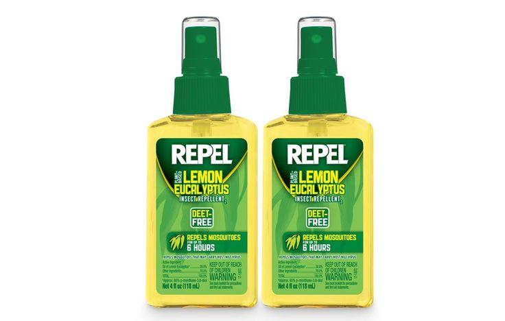 Repel Lemon Eucalyptus Natural Insect Repellent https://www.runnersworld.com/health/the-only-4-natural-insect-repellents-that-actually-work/slide/1