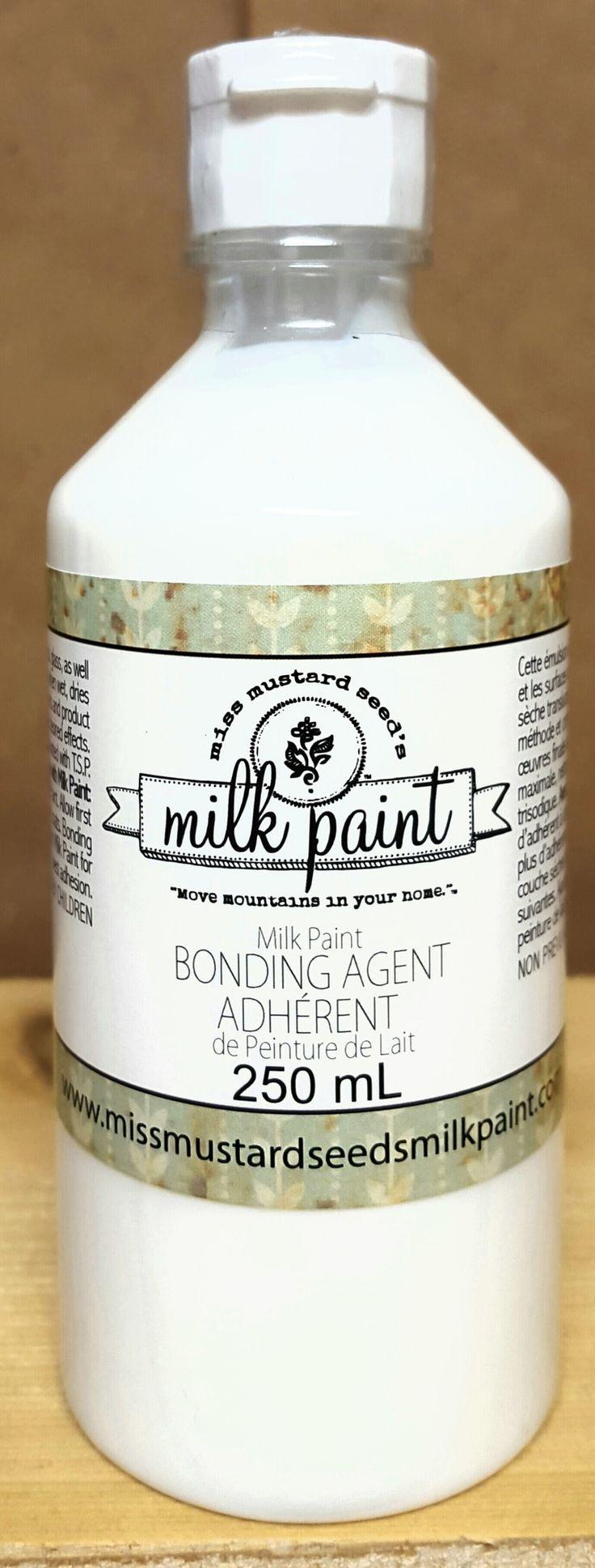 Miss Mustard Seed Bonding Agent