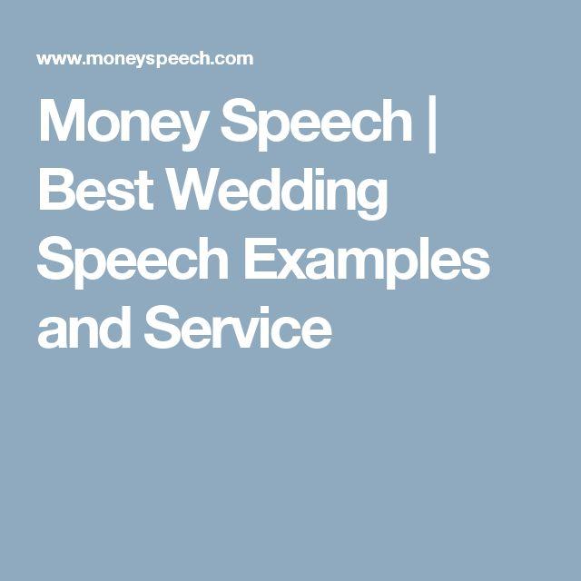 how to start a wedding speech examples