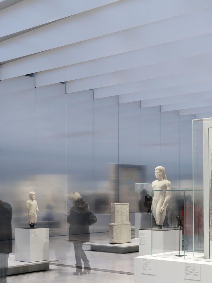 Louvre Lens / SANAA Louvre Lens / SANAA + Imrey Culbert (12) – ArchDaily
