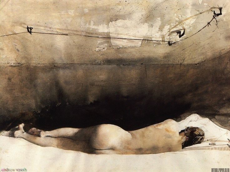 Andrew Wyeth (1917 -2009), was one of the best-known U.S. artists of the middle 20th century.