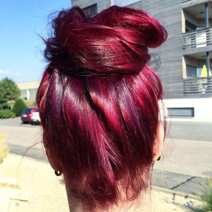 #Goldwell #crazy #color #elumen #pink #purple