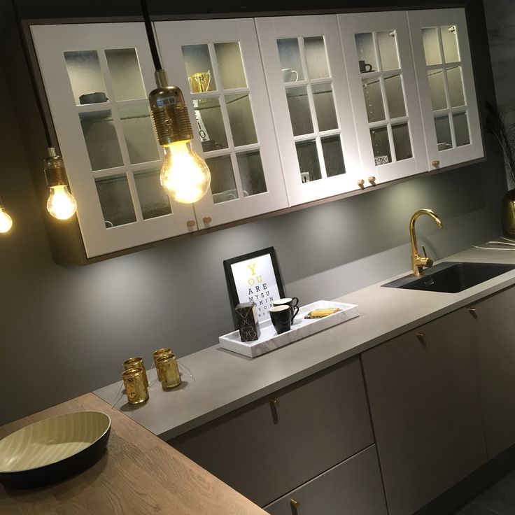 Kitchen design by Nina Th. Oppedal. Fredrikstad, Norway.