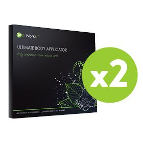 Ultimate Body Applicator™ BOGO | It Works TODAY ONLY - be sure to get yours now while supplies last!
