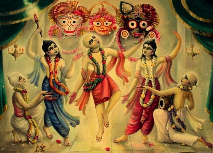 Panca Tattva, Jagannatha