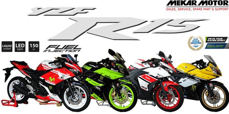 Hanya di Yamaha Mekar Motor yang menjual dan membuat motor Yamaha custom seperti berikut. info pemesanan bisa langsung hubungi: 081317027369 ( Wa/Call ) 58D6 D90D