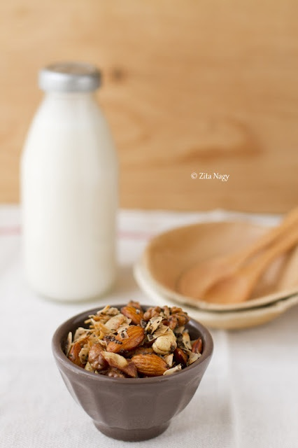Coconut Cinnamon Granola Recipes — Dishmaps
