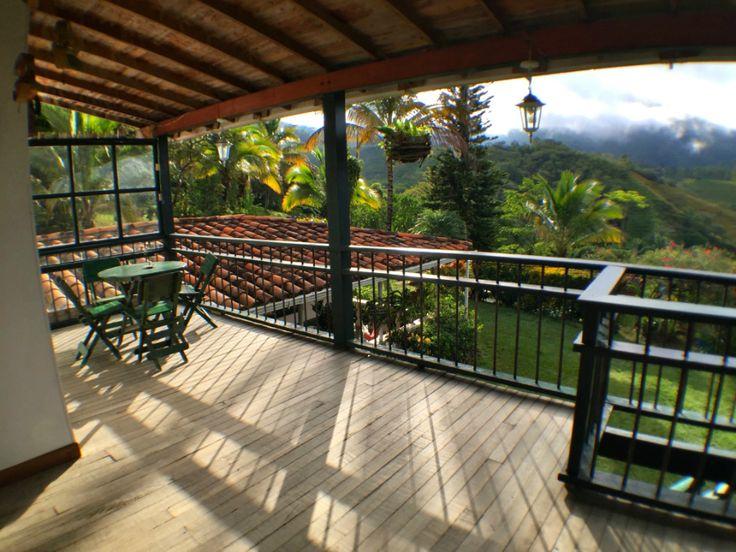 An Eco-Friendly Getaway at Hostal La Finca in San Jeronimo, Colombia
