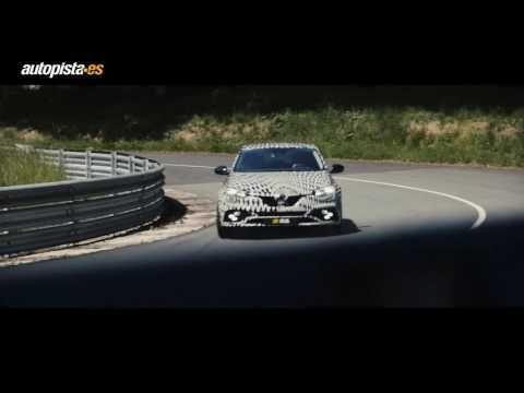 El nuevo Renault Mégane RS, en su habitat - MasQmotor