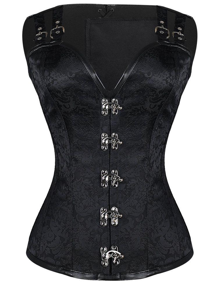 Steampunk corset, pirate corset, renaissance corset