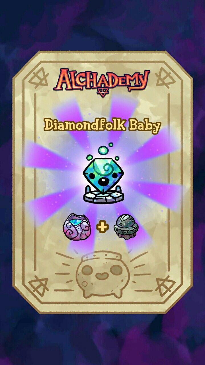 Diaondfolk Baby