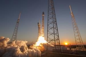SpaceXs Falcon Heavy launch has been pushed to next year