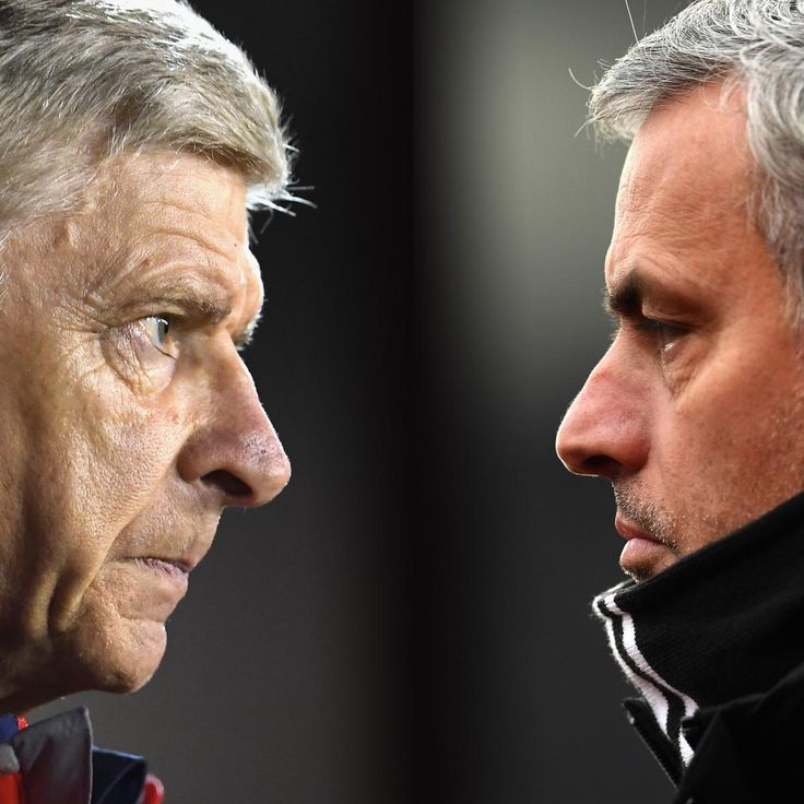 Jose Mourinho Says Arsenal Match Not a Must-Win for Manchester United