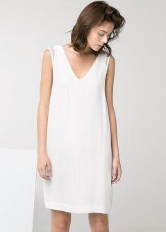 MANGO - DRESS #SS14