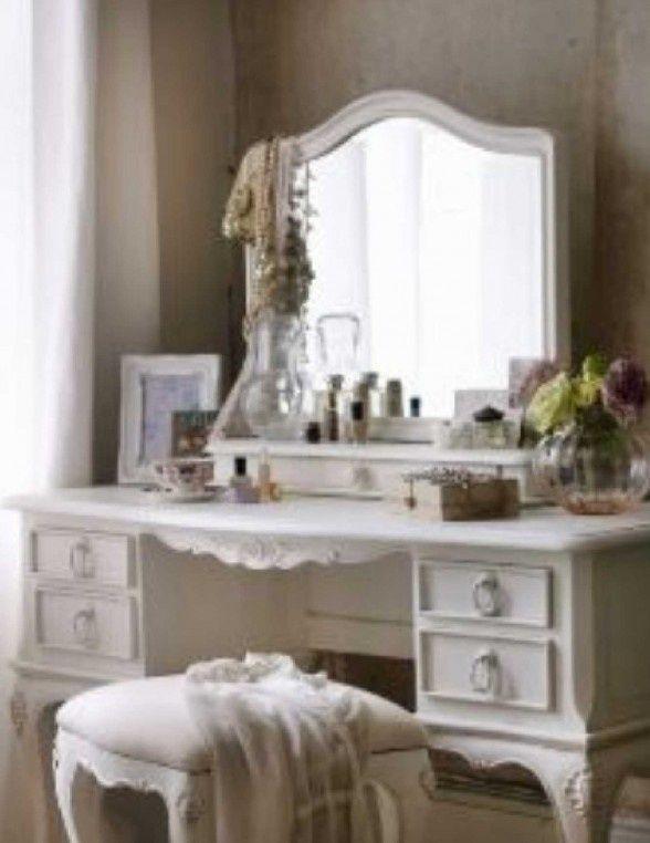 Shabby chic bedroom. Paint headboard whi - http://ideasforho.me/shabby-chic-bedroom-paint-headboard-whi-3/ -  #home decor #design #home decor ideas #living room #bedroom #kitchen #bathroom #interior ideas