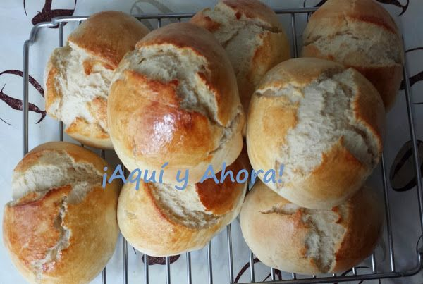 Los panes perfectos para untar con mermelada: panes de leche. Aprende a hacerlos