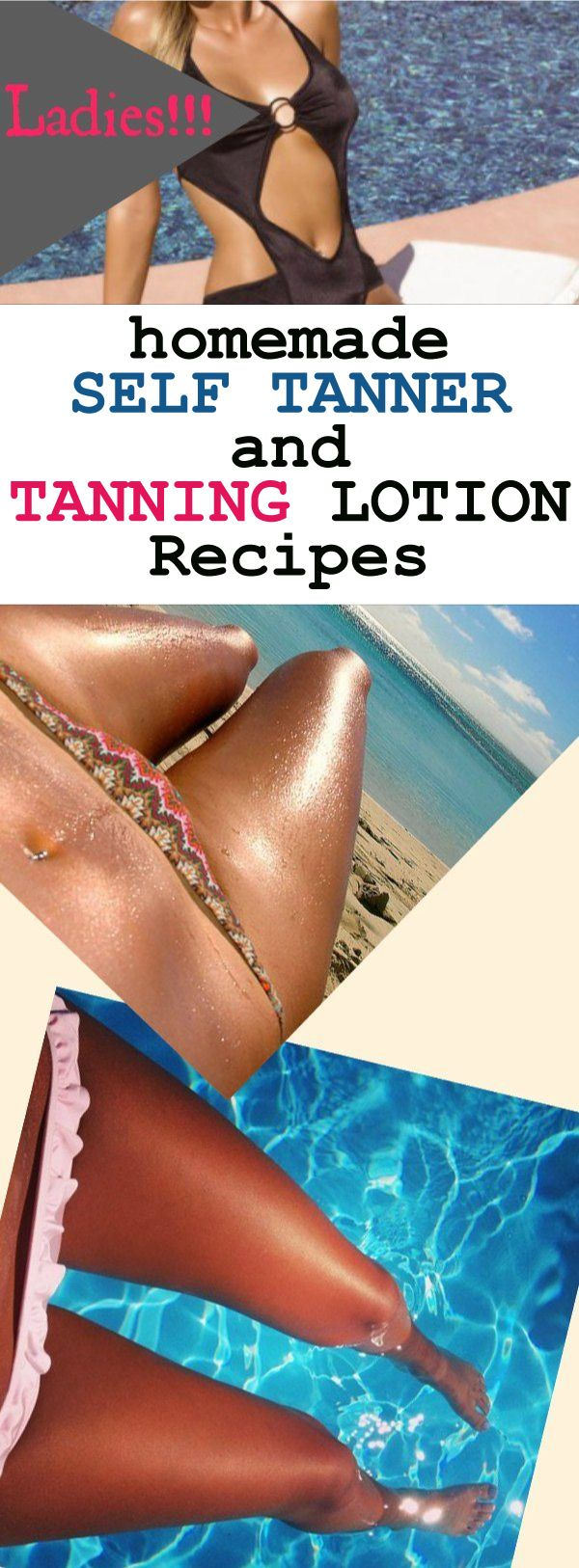 Homemade Tanning Lotion & Oil – Summer is here again girls, everybody want to look gorgeously tanned and sexy in the beach. And you maybe wondering how will I make myself natural homemade tanning lotion without any side effect?  That is why this article is essential for you, and you just read on.