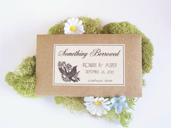 100 Victorian Wedding Favors - Seed Favors - SOMETHING BORROWED - Victorian Wedding Theme - Edwardian Wedding - Jane Austen Regency Wedding