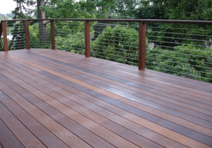 50 Incredible Front Porch With Wooden Ipe Deck Ideas 490 – Alice Workman