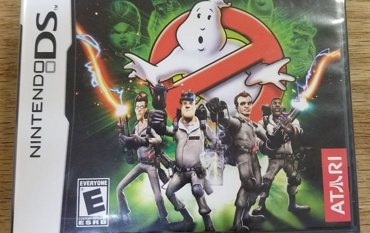 Ghostbusters The Video Game Nintendo DS & 3DS - Brand New Factory Sealed