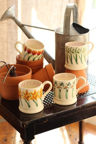 Emma Bridgewater Flower Mugs