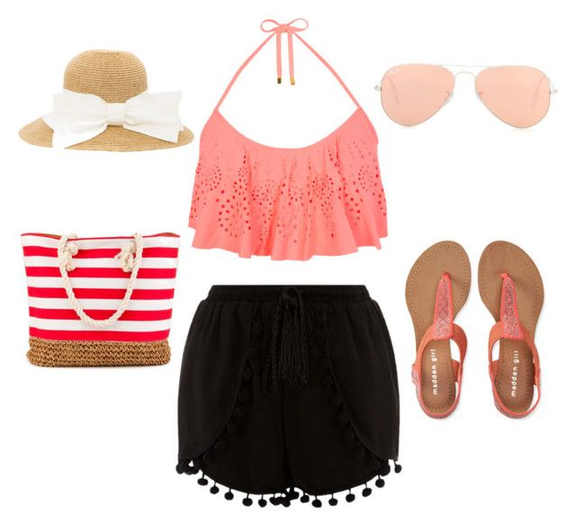 """Summer☀️"" by secretxx on Polyvore"