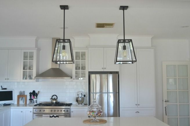 The Lighting New Kitchen And Bedroom Pendants Kitchen Kitchens Bedrooms Lighting